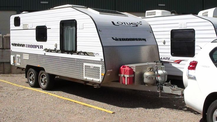 Caravan Storage Galston