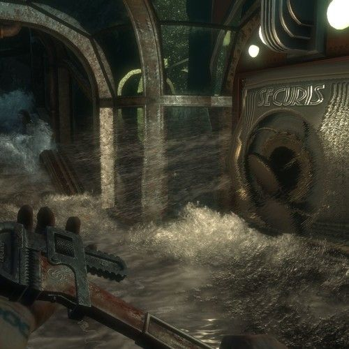 Outer Space and Underwater: On the Dark Worlds of 'System Shock 2' and 'BioShock'