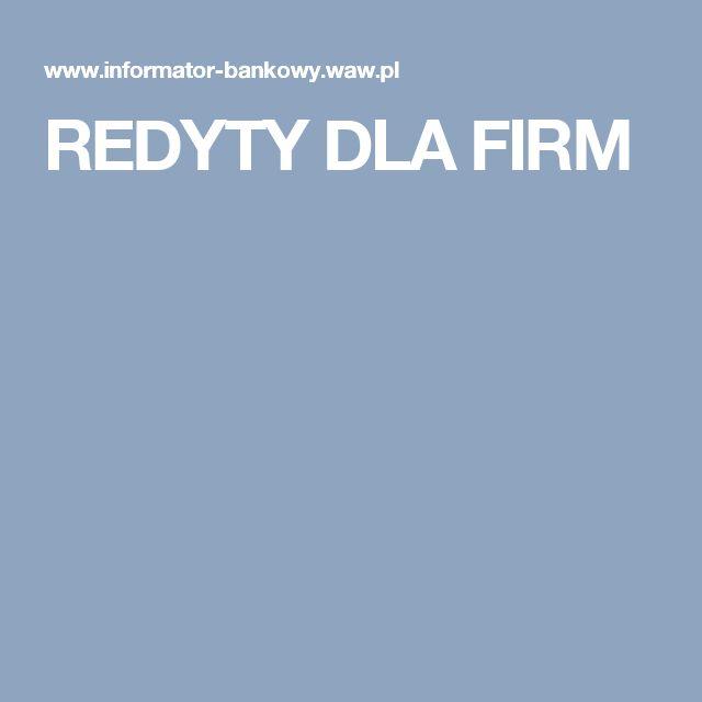 REDYTY DLA FIRM