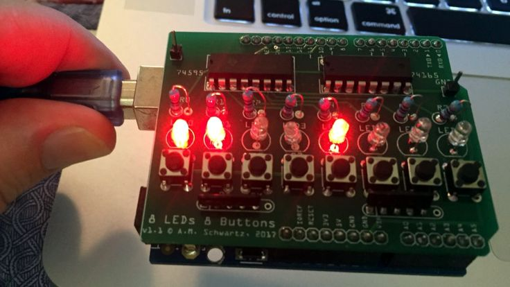 Making an Arduino Shield PCB with Fritzing #ArduinoHacks #howto #arduinoshield #breadboard #fritzing