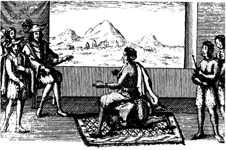 Estórias da História: 17 de Dezembro de 1663: Morre Nzinga Mbandi Ngola, a Rainha Ginga