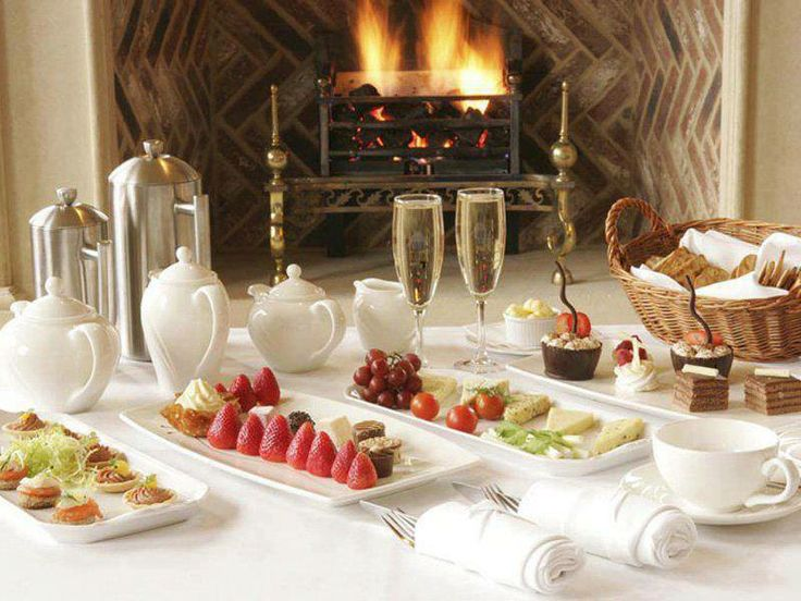 Champagne Breakfast ~ <3  ~