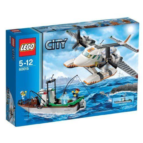 LEGO City 60015 - Flugzeug der Küstenwache [UK Import] » LegoShop24.de