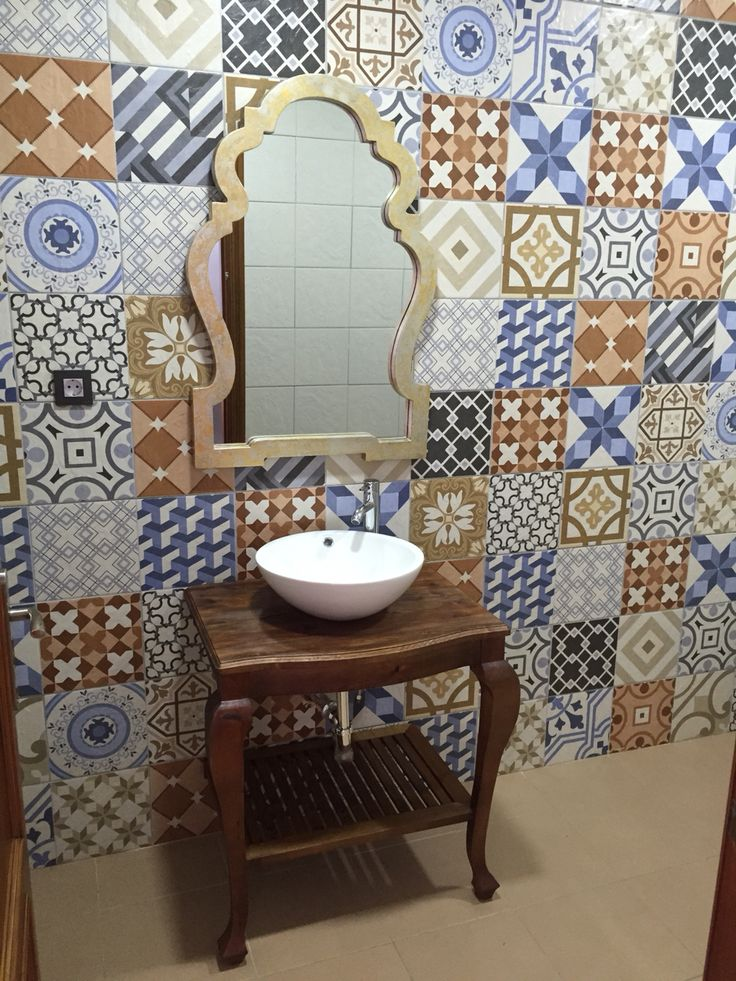 Bar TROPHEzón aseos baños  Mueble