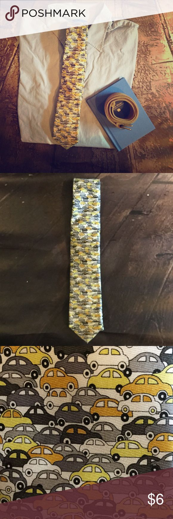 Lot of 2 Men's Ties ONE SIZE Lot of 2 Men's Ties. Design partnership of LIBERTY for Target collection & Merona tie. SIZE: One Size. FABRIC: Silk. CONDITION: Worn. No Tears. No Holes. Slight wrinkles (Can easily be steamed/ironed out) 🤵 👨‍💻 $$$ Bundle! NOTE:  Lot of 2 ties are for sale, all other items are props. Liberty for Target Accessories Ties