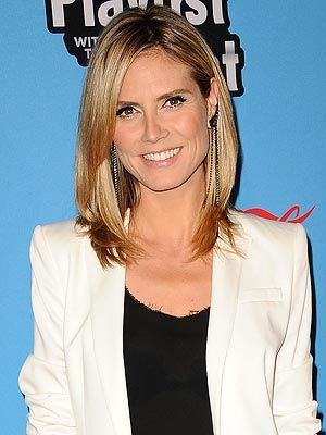 Heidi Klum Dating Bodyguard? Speaks Out About Seal : People.com