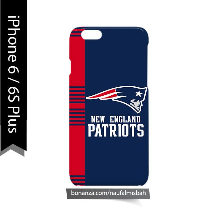 New England Patriots Line iPhone 6/6s PLUS Case Cover Wrap Around