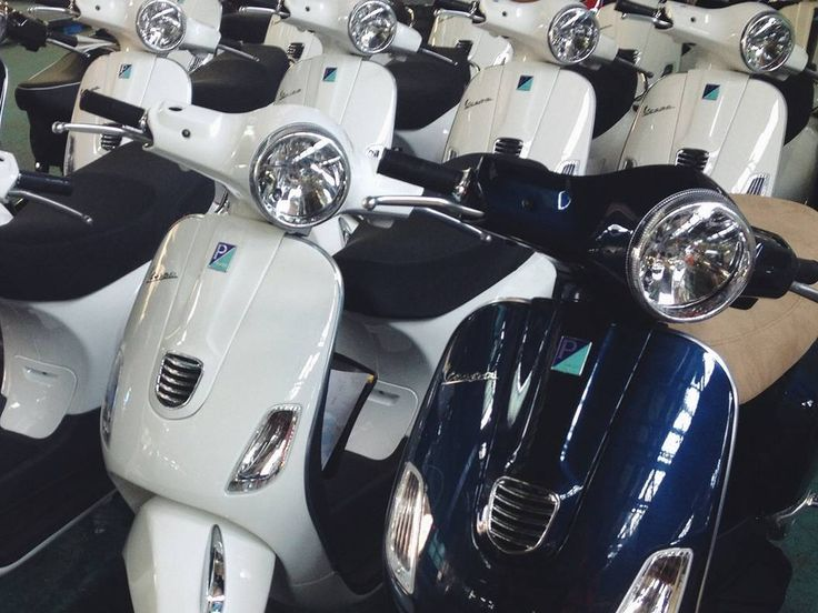 Behind-the-scenes of the new Vespa 946