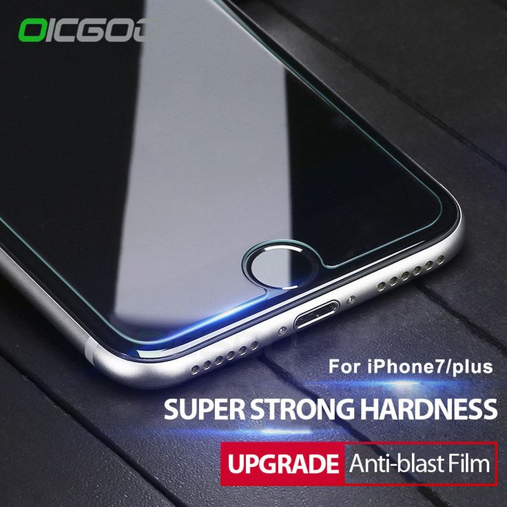 OICGOO 9H Tempered Glass For iPhone 8 7 6 6s 5 5s 4 Plus For Samsung Galaxy S7 S4 S5 S6 Note 4 5 Screen Protector Glass Film //Price: $1.98 & FREE Shipping //     #hashtag2
