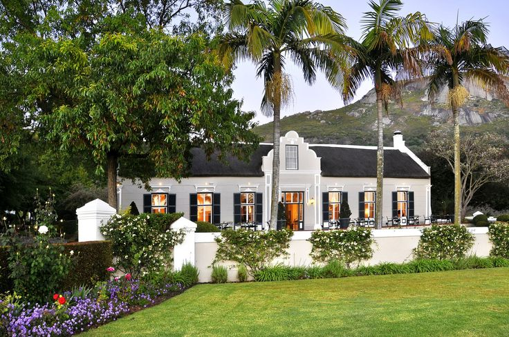 The Grand Roche Hotel, Capetown, South Africa