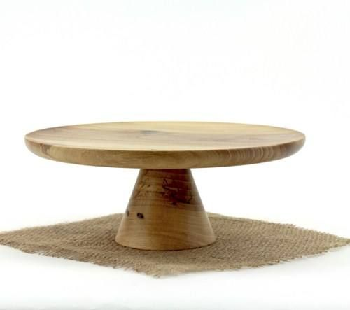 1000 Images About Cake Stands Brown On Pinterest Wood