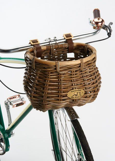 Front Bike Basket | Rodale's