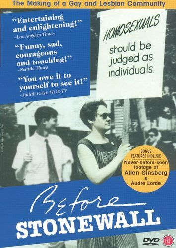 The Making of a Gay and Lesbian Community: Before Stonewall [DVD] [1984]