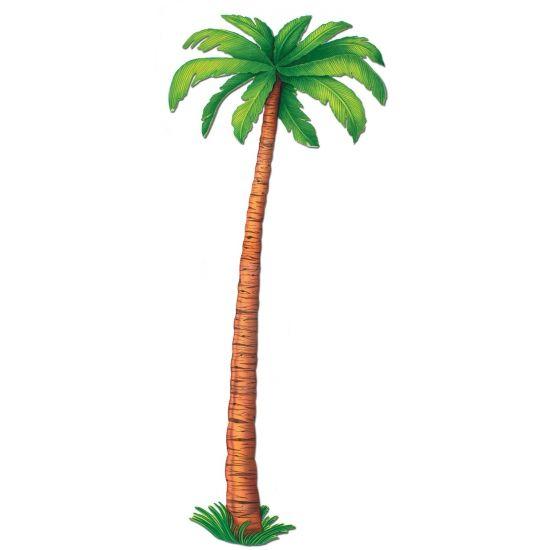 Dubbelzijdige palmboom 180 cm. Hawaii of tropisch feestje? Bij Fun en Feest vind je de leukste Hawaii feestartikelen, versiering en decoratie.