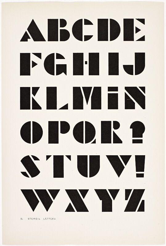 best alphabet designs