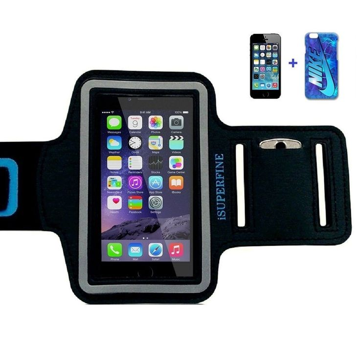 65% OFF TODAY! No Remove-The-Case Nonsense iPhone 5 5S 5C Armband by iSuperfine. Perfect for Running. 5 Stars from Amazon Top Reviewers. Not Sold in Stores. Limited Edition. Best Guarantee. This Armband Will Fit Your Iphone 5 5s 5c 4s Together with Its Case (3mm Thick or Less). Just Insert Your Device Together with Its Cover and Enjoy Your Favourite Sport Immediately. You will not need to use any Velcro belt extension causing pain with a buckle to your big biceps. This accessory will fit...