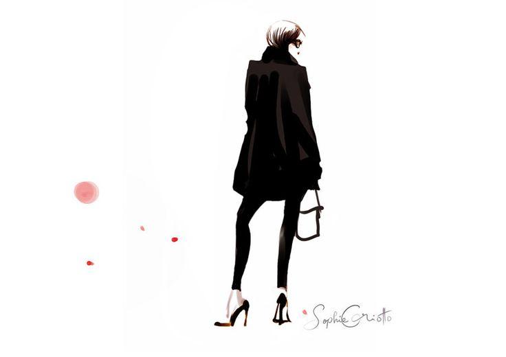 Sophie Griotto Illustration - Travail personnel-2011