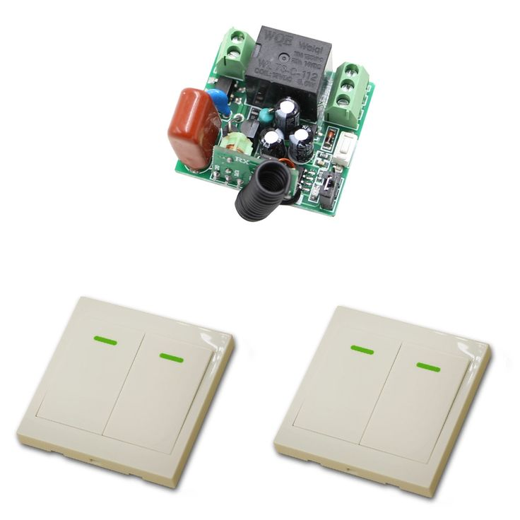 14.39$  Buy here - http://ali1xl.shopchina.info/1/go.php?t=32813883087 - AC 220V 1CH Wireless Remote Control Switch Remote Light Switch 1 Channel 10A Relay Receiver Transmitter Fixed Code 315/433Mhz  #magazineonlinewebsite