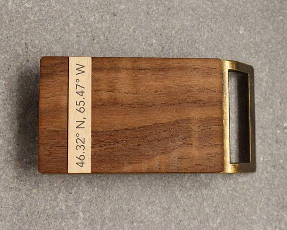 Gift for guy, Men's Wooden Belt Buckle, Coordinate Belt Buckle, Personalized Belt Buckle, Custom Belt Buckle