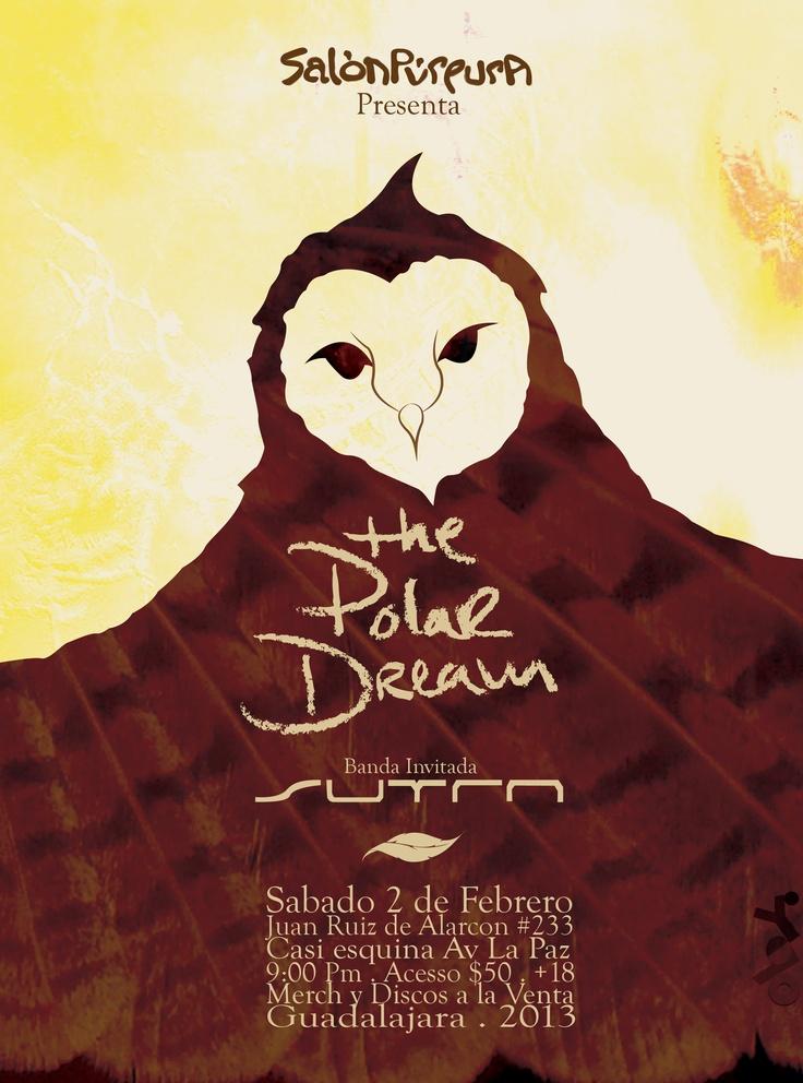 The Polar Dream - 02 de Febrero @ Salón Púrpura http://www.ka-volta.com/events/the-polar-dream-02-de-febrero-salon-purpura