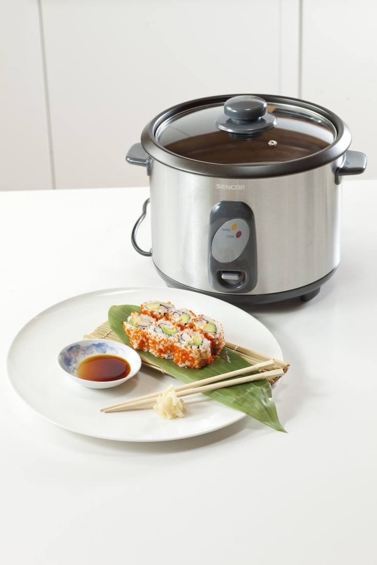 #sushi and rice cooker Sencor SRM 1800SS