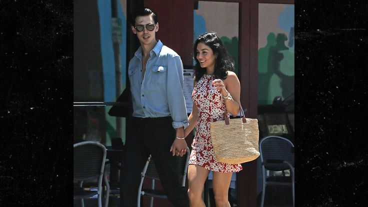 TMZ – Vanessa Hudgens Strolling with BF Austin Butler the New Elvis Casting: If you think you saw Vanessa Hudgens walking with… – View More