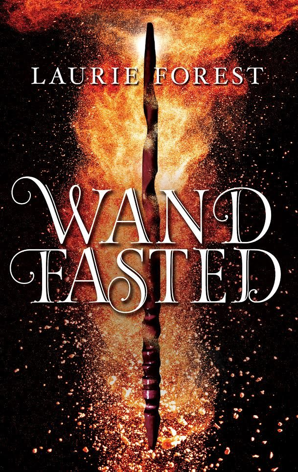 WANDFASTED (e-book prequel to THE BLACK WITCH - out July 2017)