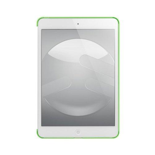 Green iPad mini case so bright!