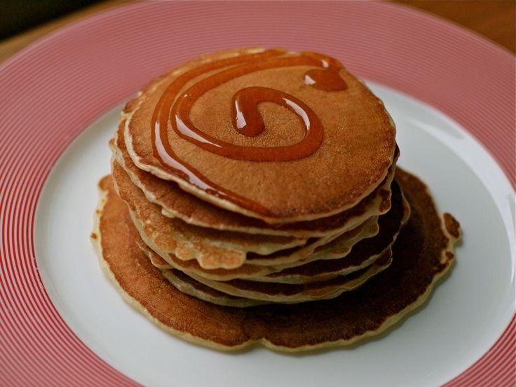 Homemade Scotch Pancakes with manuka honey | by Ronan Collett