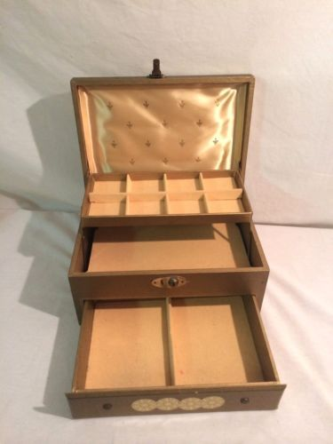 26 best Vintage Jewelry Boxes images on Pinterest Vintage
