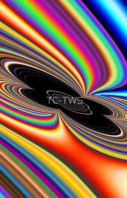Black Hole Rainbow