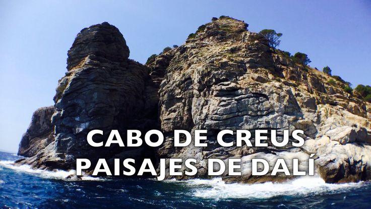 El Cabo de Creus, en la Costa Brava, visto por mi iPhone :-)