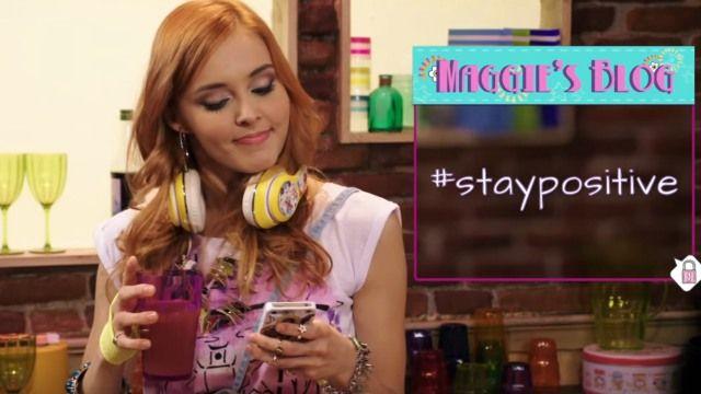 Il blog di Maggie dalla serie TV Maggie & Bianca in onda su Rai Gulp   Maggie & Bianca Fashion Friends