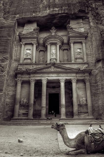 Nueva Maravilla: Petra, Jordania