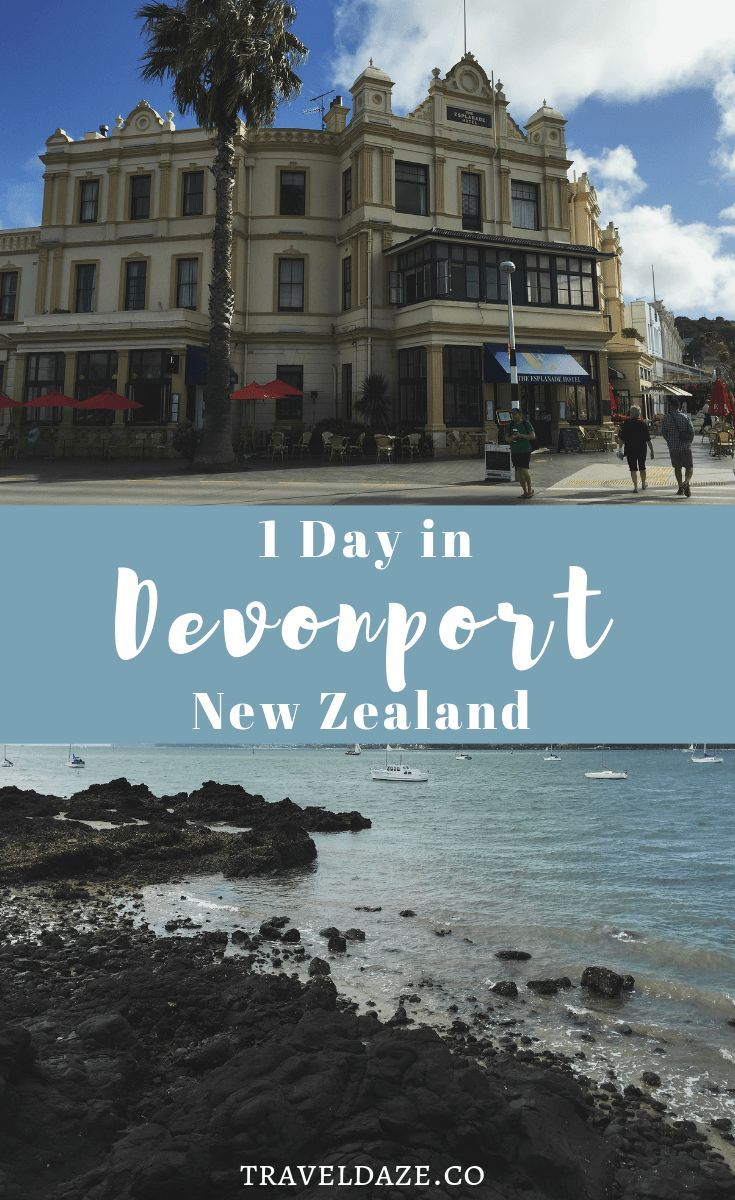 1 Day in Devonport, New Zealand: Devonport is a neighborhood north of downtown Auckland. This quiet little place is the perfect day trip from the city, ...