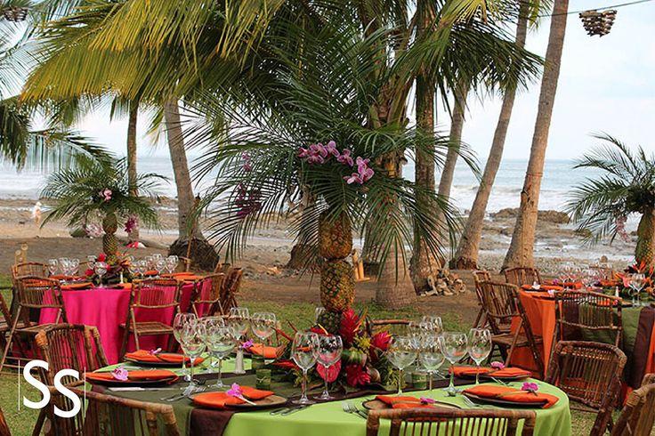 Evento en la playa/ Beach Event