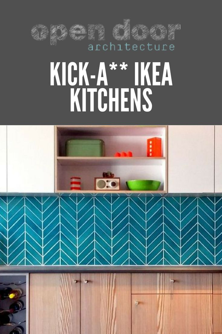 19 best Kick-A** Ikea Kitchens images on Pinterest | Kitchen ...
