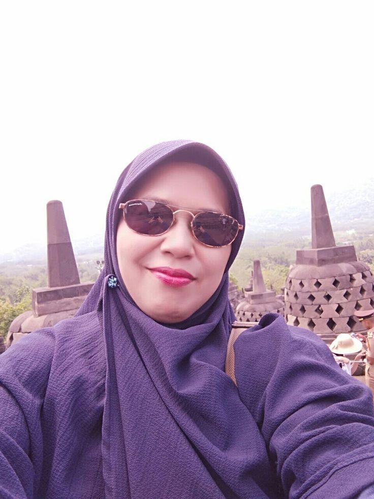 Borobudur Temple Muntilan - Magelang. Indonesia.