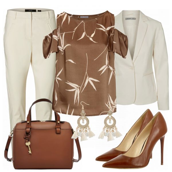 Business Outfits: desertrose bei FrauenOutfits.de