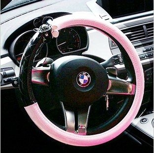 Chanel steering wheel cover  Oh how beautiful that is. 135 best Paxton images on Pinterest   Car accessories  Car stuff