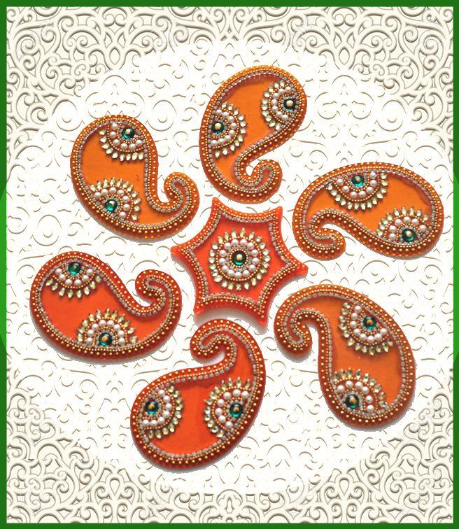 #Best Plastic #Acrylic Rangoli for our valuable clients. http://www.snexinvaconnect.com/catego …/home-decors/…/rangoli