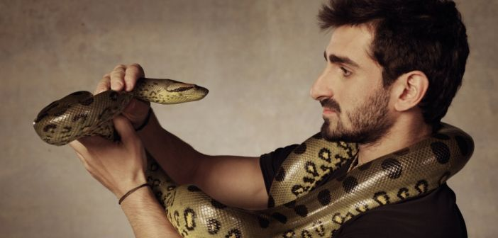 Man Will Have Anaconda Eat Him. Only on Discovery channel.