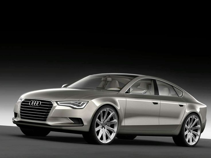 Audi A7... OMGosh!!! This is the most beautiful car on the road in my opinion <3
