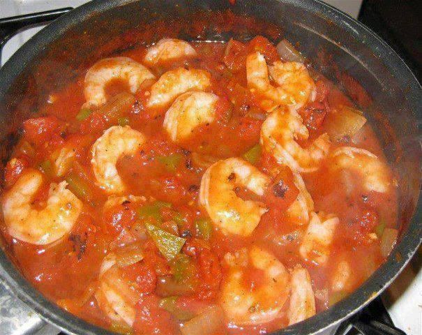 Cooking Chef | Delicious Recipes: New Orleans Style Shrimp Creole Recipe