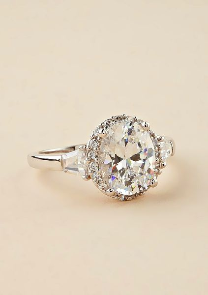 Love it. Perfect engagement ring