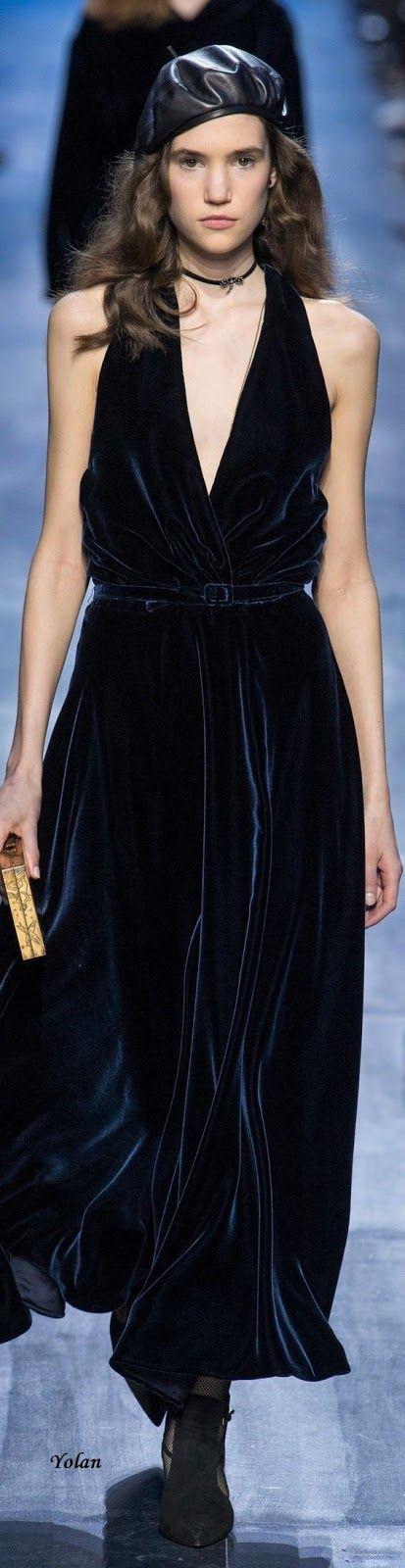 2017 RTW Christian Dior