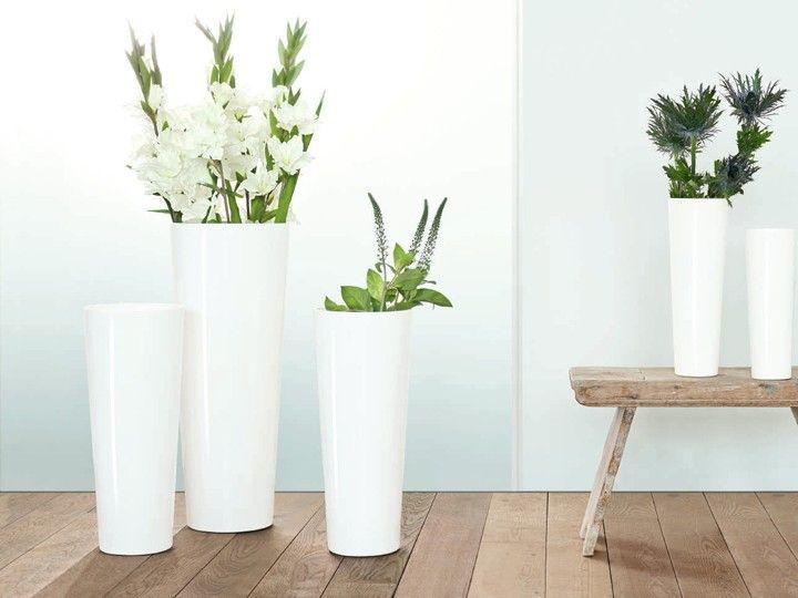 mono vase bodenvase klein 17 asa selection wei asa selection traumhaftes porzellan und. Black Bedroom Furniture Sets. Home Design Ideas