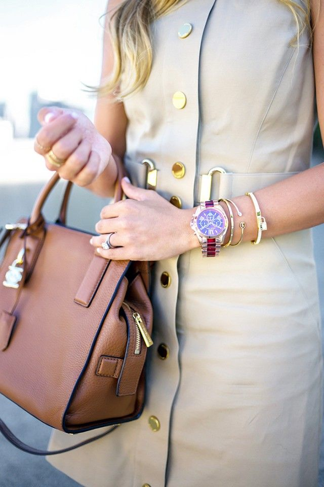 An It Girl's Guide to Watches for Fall via @WhoWhatWear