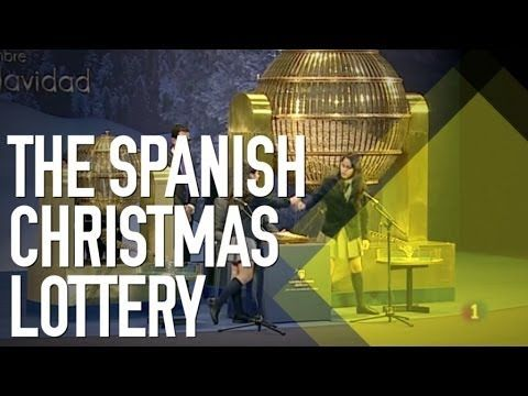 The Spanish Christmas Lottery explained with nice intro to the 2014 commercial