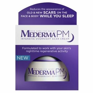 Mederma PM Intensive Overnight Scar Cream | need this for my burn. .. way better than cocoa butter